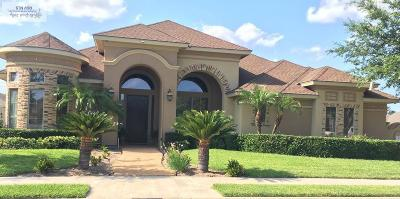 Harlingen Single Family Home For Sale: 5710 Spicewood Drive