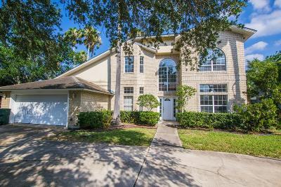 Harlingen Single Family Home For Sale: 3410 Spyglass Hill