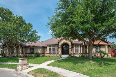 Weslaco Single Family Home For Sale: 1317 Orange Blossom Drive
