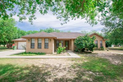 Harlingen Single Family Home For Sale: 15260 Ewing Drive