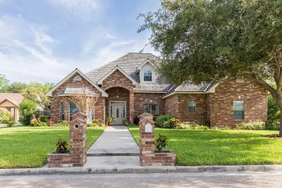 McAllen Single Family Home For Sale: 2809 Quail Avenue
