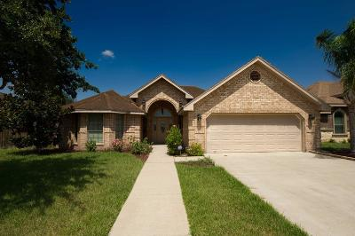 Weslaco Single Family Home For Sale: 120 Palo Blanco Lane