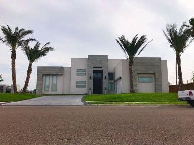 Edinburg Single Family Home For Sale: 3001 W La Puerta Avenue