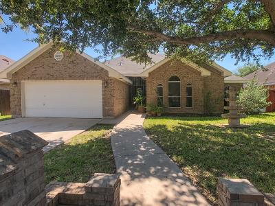 McAllen TX Single Family Home For Sale: $158,500