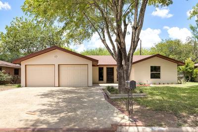 Weslaco Single Family Home For Sale: 300 Audrey Drive