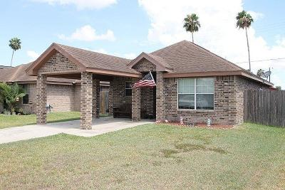 Weslaco Single Family Home For Sale: 3332 Los Arcos Circle