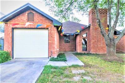 Harlingen Single Family Home For Sale: 2117 White Tail Lane