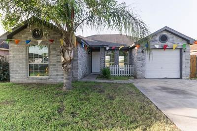 Harlingen Single Family Home For Sale: 9618 Kingbird Drive