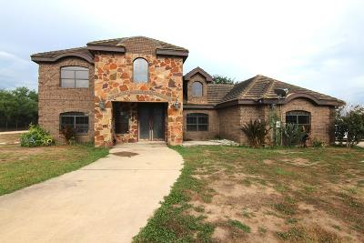 Weslaco Single Family Home For Sale: 6622 N Westgate Drive