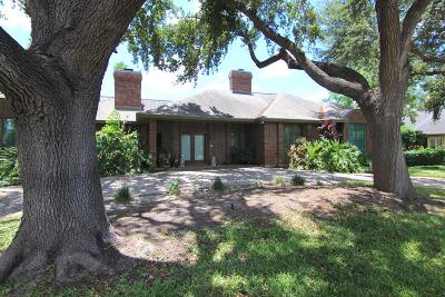McAllen TX Single Family Home For Sale: $680,000