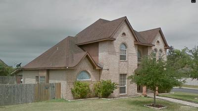 McAllen TX Single Family Home For Sale: $269,000