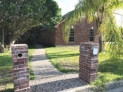 McAllen TX Single Family Home For Sale: $165,000