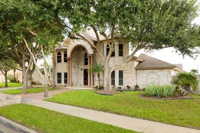 McAllen TX Single Family Home For Sale: $365,000