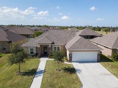 Harlingen Single Family Home For Sale: 6106 Hemplock Avenue