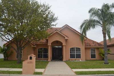 McAllen TX Single Family Home For Sale: $253,999