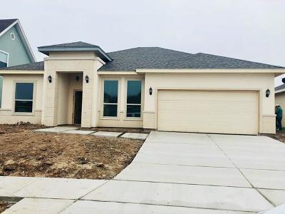 McAllen TX Single Family Home For Sale: $169,999