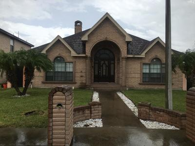 Pharr Single Family Home For Sale: 1101 Douglas Avenue