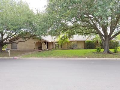 McAllen TX Single Family Home For Sale: $210,500