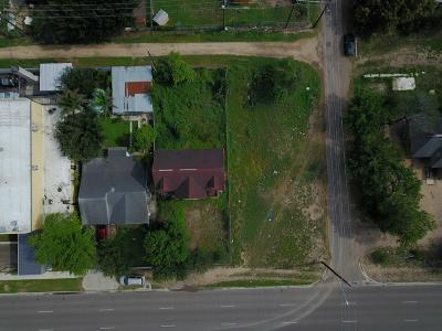 Alamo Commercial For Sale: 802 & 804 W Frontage Road