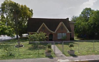 McAllen TX Single Family Home For Sale: $245,000