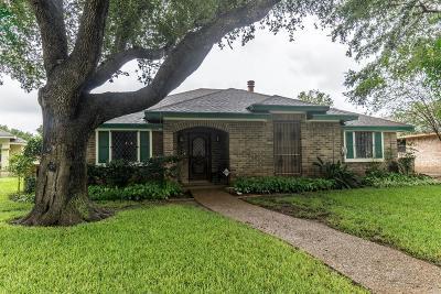 McAllen TX Single Family Home For Sale: $205,000
