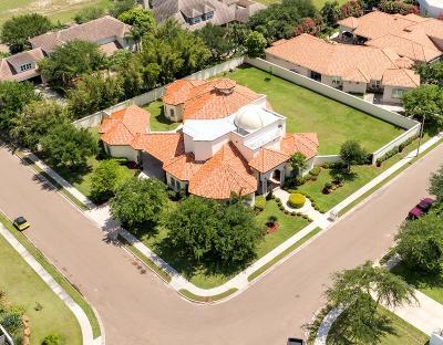 McAllen TX Single Family Home For Sale: $1,000,000