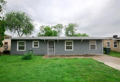Harlingen Single Family Home For Sale: 2314 E Jackson Road
