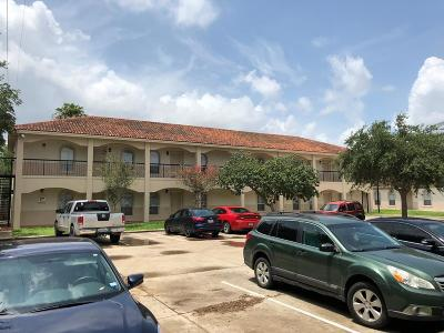 Weslaco Multi Family Home For Sale: 605,606,608,609 Buena Vista Drive