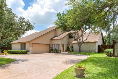 Harlingen Single Family Home For Sale: 2914 Jacaranda