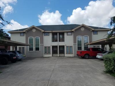 Pharr Multi Family Home For Sale: 1303 W Fig Avenue