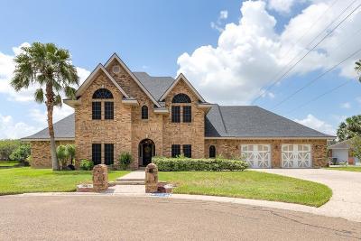 Harlingen Single Family Home For Sale: 3418 Spyglass Hill