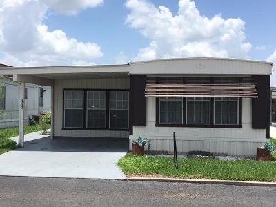 Weslaco Single Family Home For Sale: 2722 Mesa Verde Drive