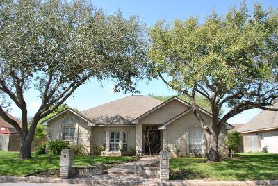 McAllen TX Single Family Home For Sale: $299,000
