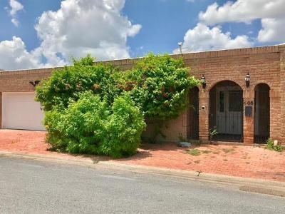 McAllen TX Condo/Townhouse For Sale: $134,500
