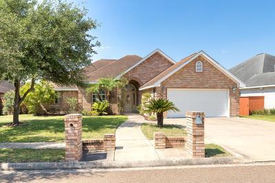 Mission Single Family Home For Sale: 4202 San Daniel Drive
