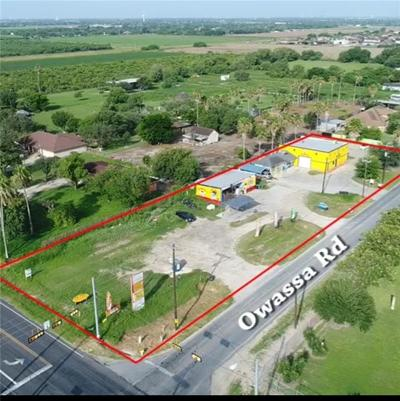 Alamo Commercial For Sale: 00 Owassa Road