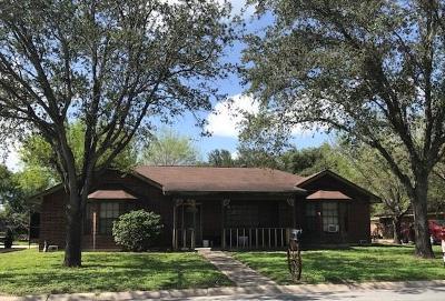 Weslaco Single Family Home For Sale: 1304 W 3rd Street