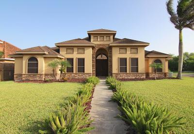 Weslaco Single Family Home For Sale: 607 Mi Vida Street
