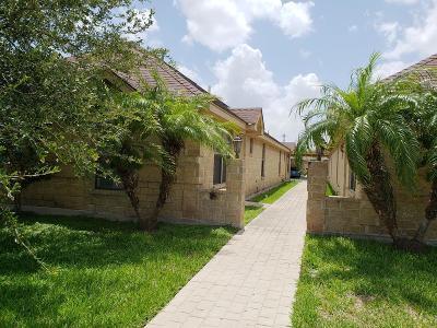 Pharr Multi Family Home For Sale: 3902 Radisson Avenue