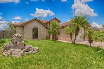 Weslaco Single Family Home For Sale: 2710 Tesoro Drive