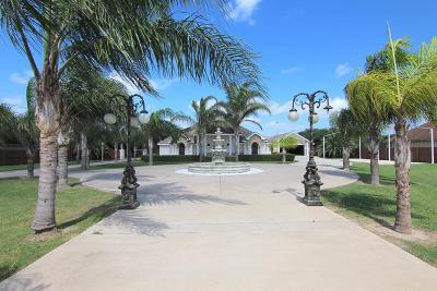 Weslaco Single Family Home For Sale: 8613 Martin Morales Road