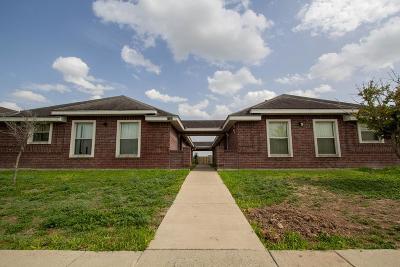 Pharr Multi Family Home For Sale: 1103 Pecan Street