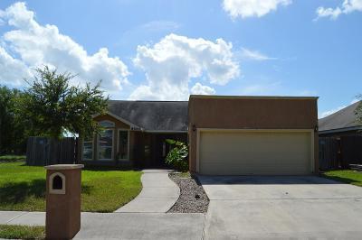 Pharr Single Family Home For Sale: 8500 S Norma Street