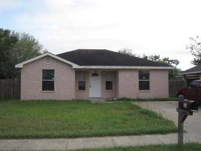 Weslaco Single Family Home For Sale: 3909 Borg Drive