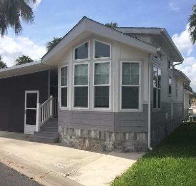 Mercedes Single Family Home For Sale: 2149 Los Lagos West