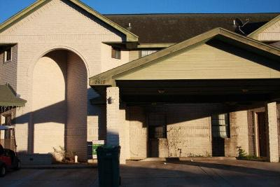 Pharr Condo/Townhouse For Sale: 2617 Melanie Drive