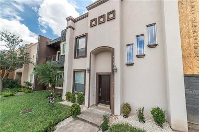 McAllen Condo/Townhouse For Sale: 6824 N 4th Street