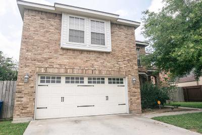 McAllen TX Single Family Home For Sale: $210,000