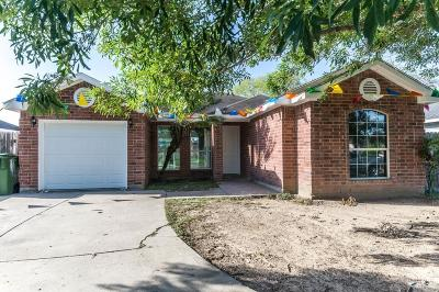Brownsville Single Family Home For Sale: 1456 Guadalupe