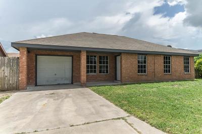 McAllen Single Family Home For Sale: 2129 Fairmont Avenue